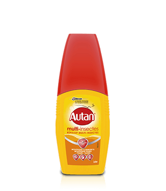 Autan® Protection Plus Lotion