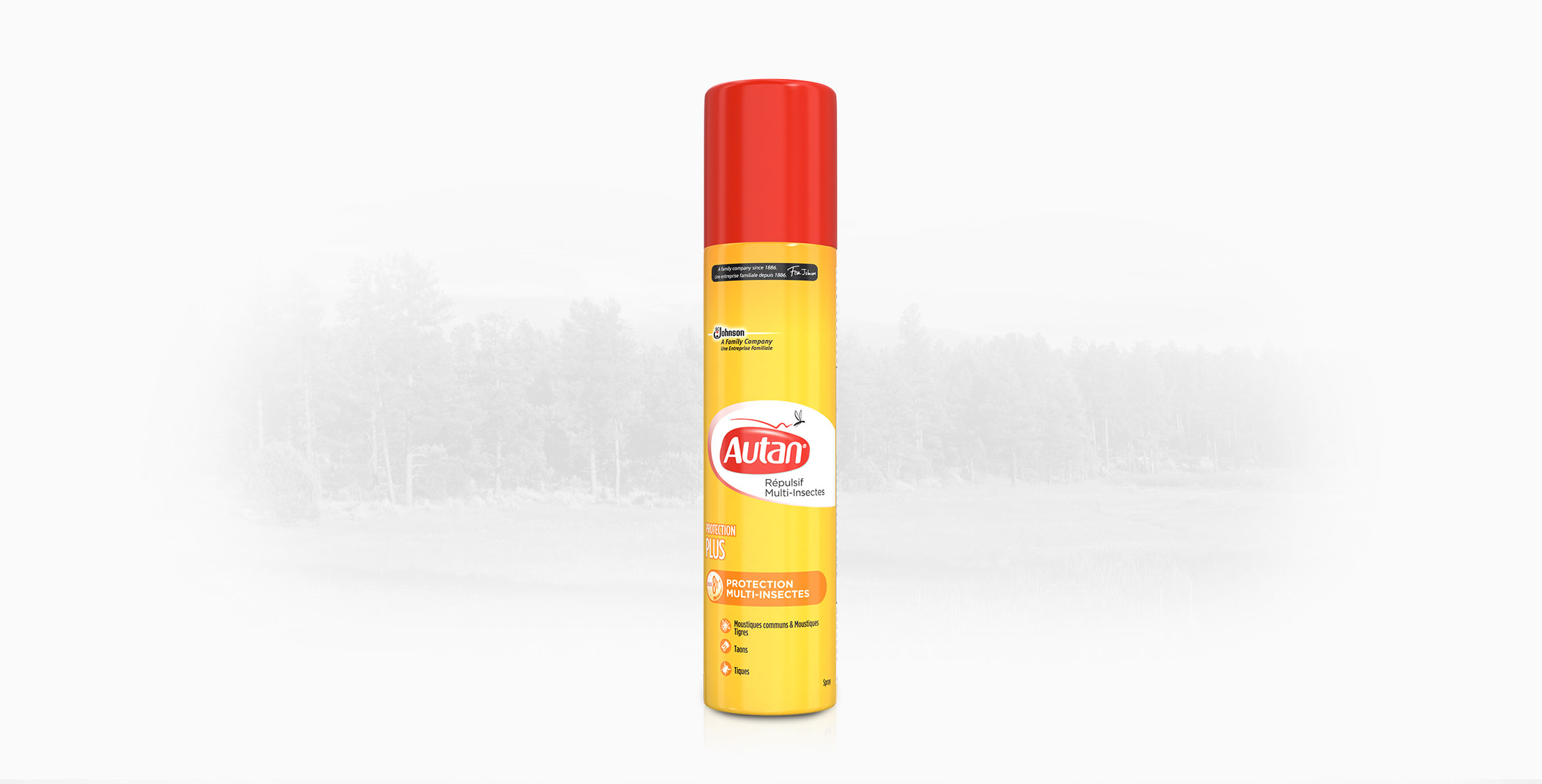 Autan® Protection Plus Spray